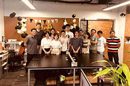 道辰沙龙 | 与谢亿民老师工作室的乒乓联谊赛