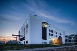 道辰新闻|【安艺美术楼】获香港建筑师学会两岸四地建筑设计大奖金奖